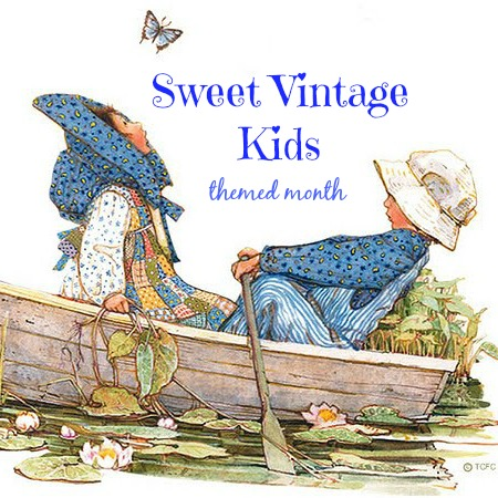 sweet-vintage-kids-themed-month